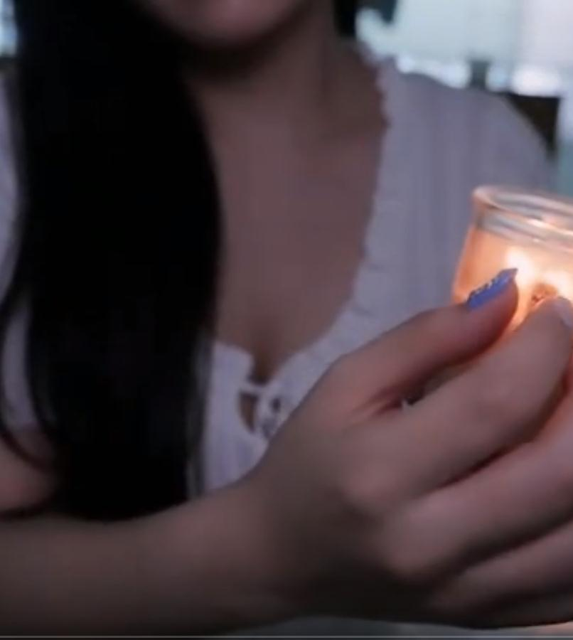 ASMR MELODY-hand️手部动作分层声音让我帮助你入睡