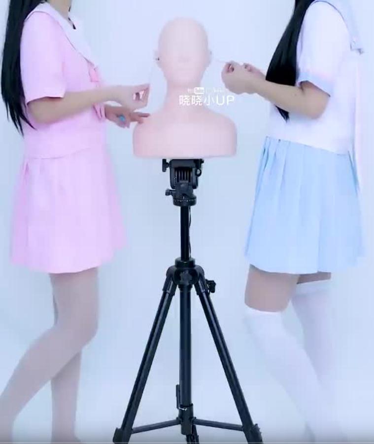 [Chinese ASMR 中文]双胞胎助眠系列