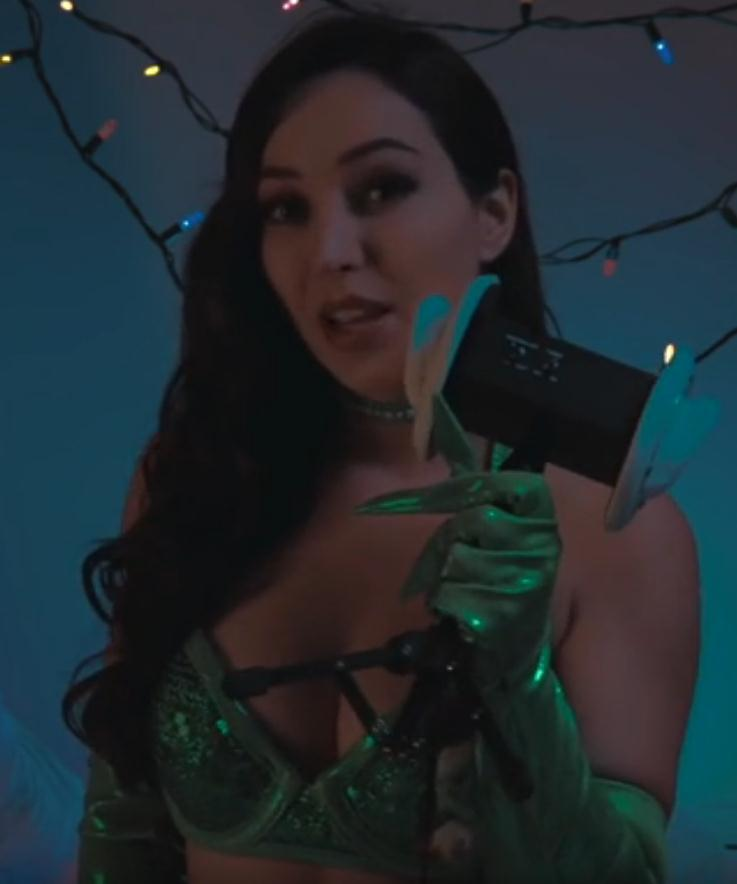 ASMR我是格林小姐! (圣诞节主题角色扮演)