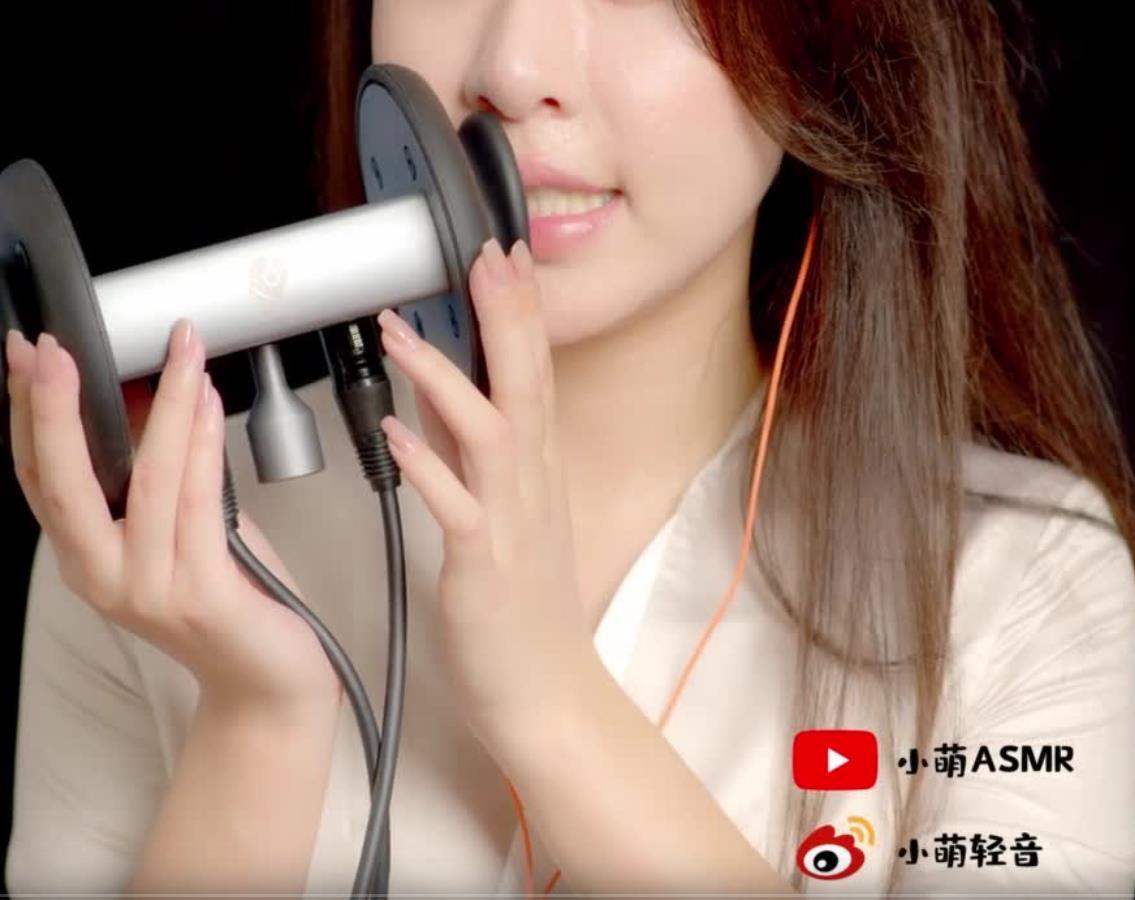 小萌ASMR 8月会员视频空姐